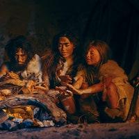 The secrets of Neanderthal children