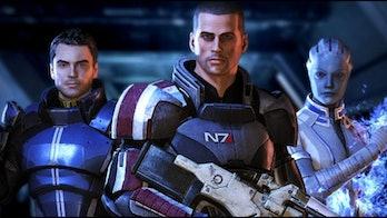 Commander Shepard Mass Effect Legendary Edition