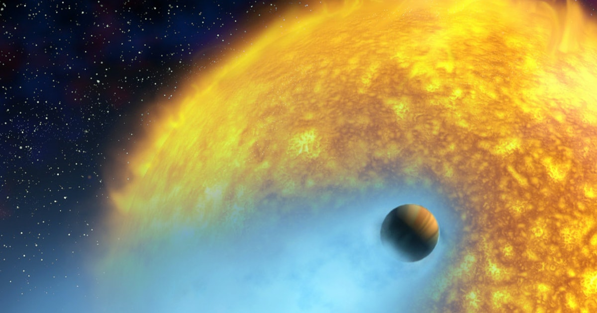 Stars may zap the life off their planets — study