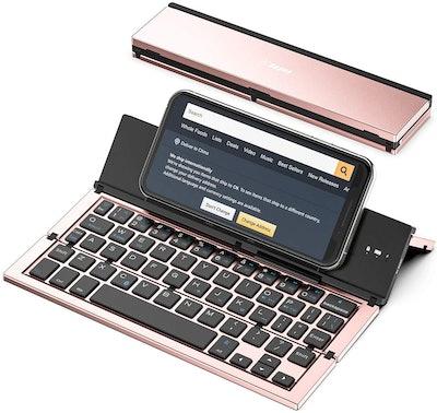 Geyes Foldable Bluetooth Keyboard