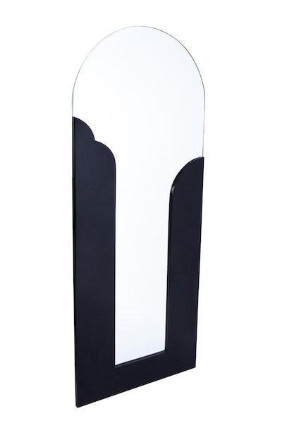 Art Deco Arch Shape Hanging Mirror