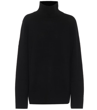 Milina wool and cashmere sweater