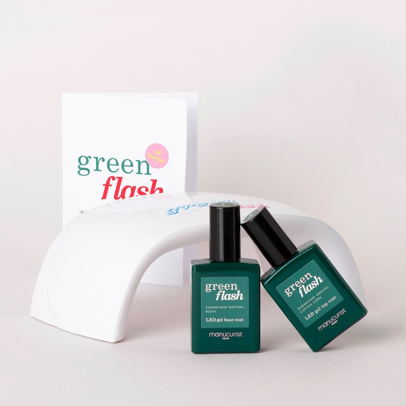 Green Flash offers plant-based nail gels