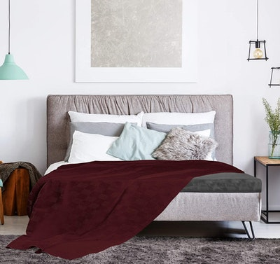 Utopia Bedding Premium Cotton Blanket