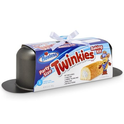 Hostess® Party Size Twinkies Holiday Baking Kit, 32oz. 3 Piece