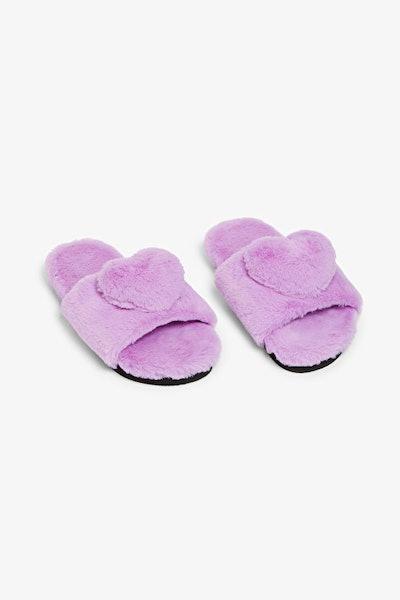 Fluffy Slippers