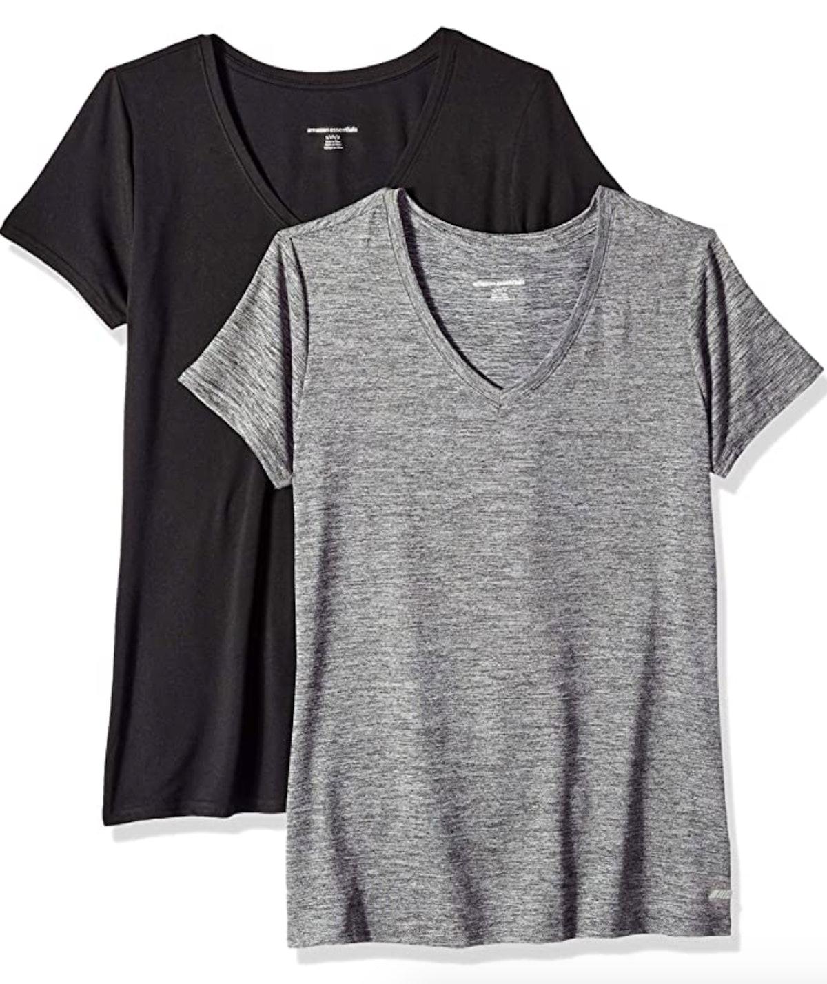 Amazon Essentials Tech Stretch Short-Sleeve T-Shirt