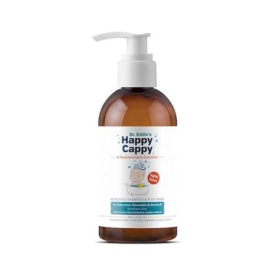 Dr. Eddie's Happy Cappy Medicated Shampoo, 8 Oz.