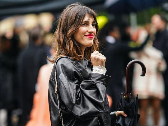 Jeanne Damas Leather Jacket