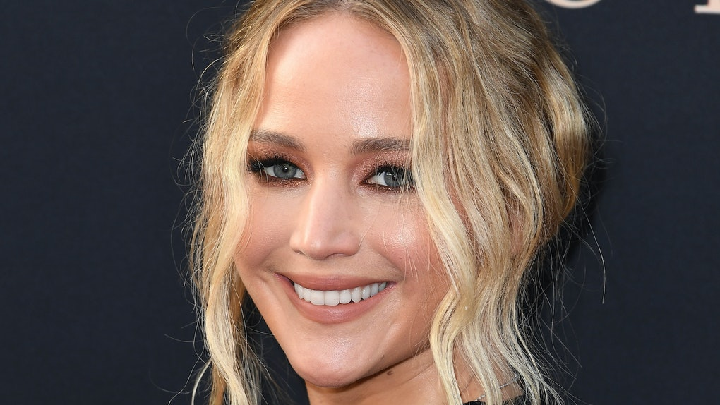 Jennifer Lawrence's video reaction to Joe Biden's election is full of energy.