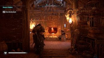 assassin's creed valhalla seer hut
