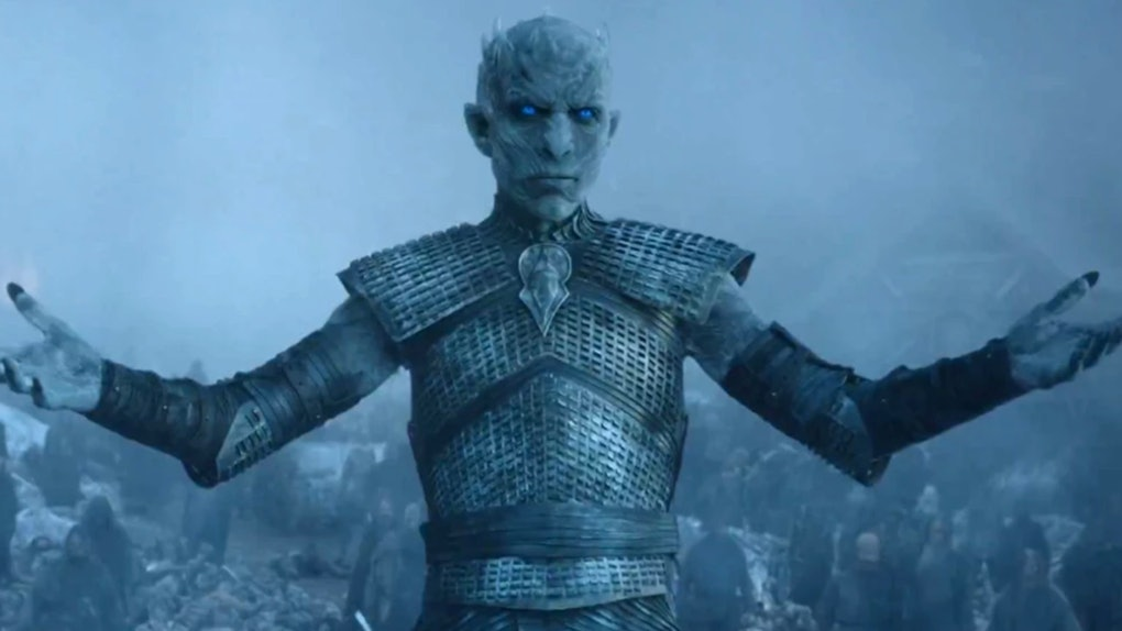 The Night King from 'Game of Thrones' roasted Donald Trump on Twitter after he lost the election.