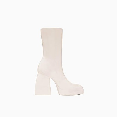 Bulla Corta Boot Vase Cream