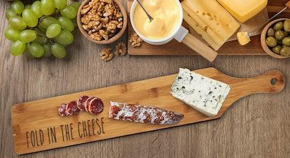 Schitt's Creek Fold in the Cheese Charcuterie Board