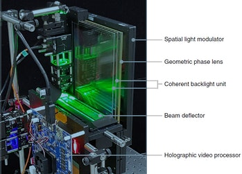 hologram technology