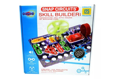 Snap Circuit Skill Builder Science Kit