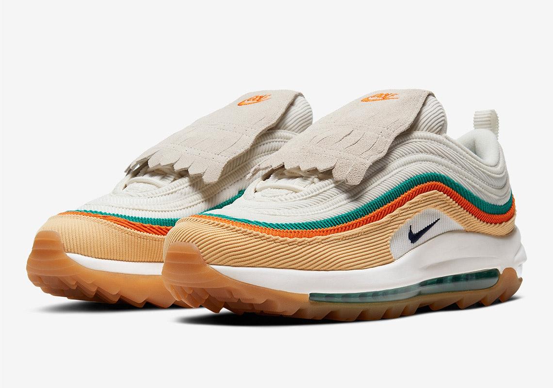 Nike keeps golf shoes weird with a