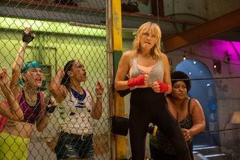 Malin Akerman Chick Fight