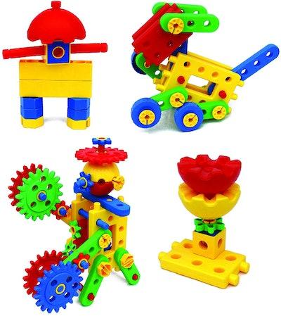 ETI Toys Engineering Blocks & Gears