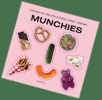 Munchies Puzzles (6+)