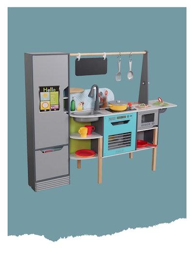 KidKraft Alexa 2-in-1 Kitchen & Market (3+)