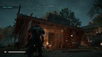 assassins creed valhalla blacksmith