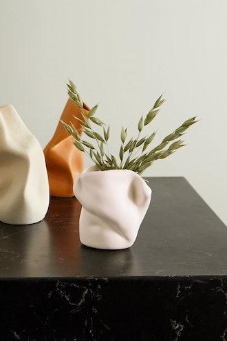 Postures Small Ceramic Vase