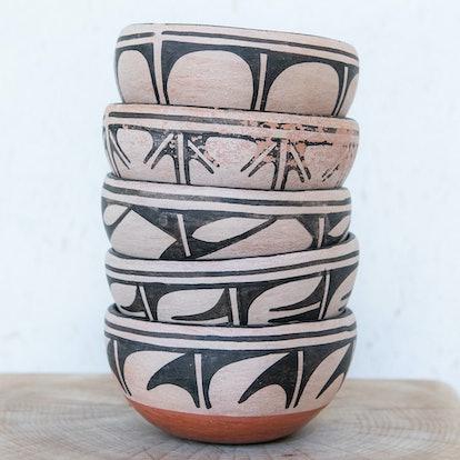 Vintage Santo Domingo Bowls