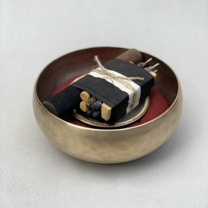 Bath & Meditate Singing Bowl Set