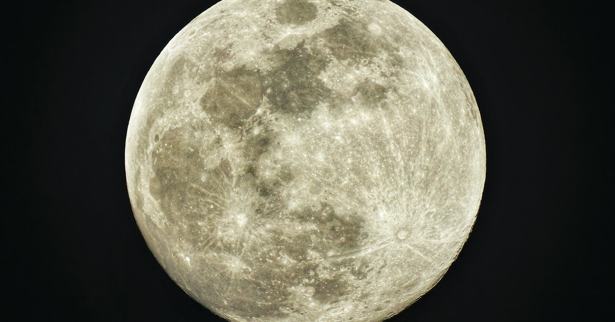 Full Moon 2021 calendar: Dates, times, nicknames for the brightest nights outside