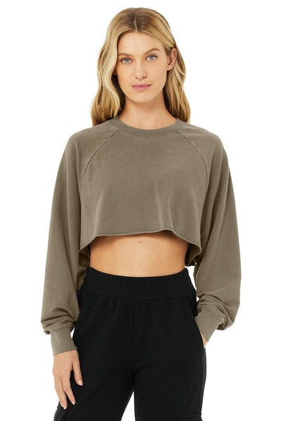 Double Take Pullover