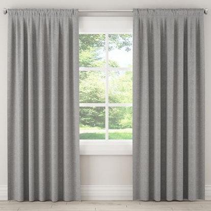 Zuma Pumice Curtain Panel