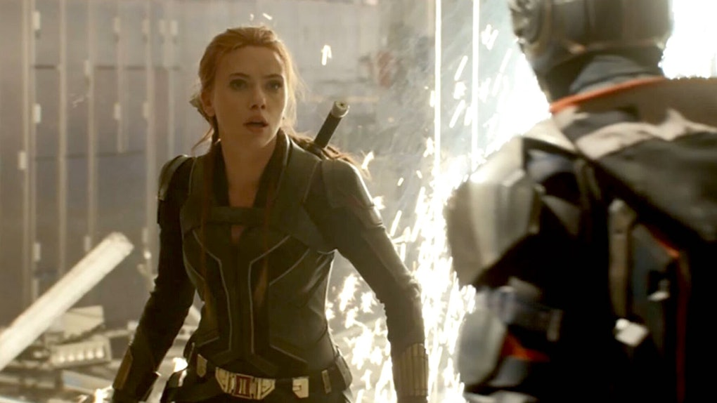 Scarlet Johansson revealed 'Black Widow' will include what happened in Budapest.