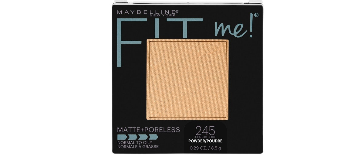 Maybelline New York Fit Me Matte + Poreless Powder Makeup (.29 Oz.)