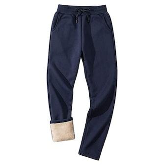 Gihuo Winter Fleece Pants
