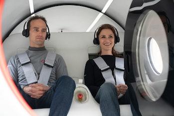 Josh Giegel (left) and Sara Luchian.