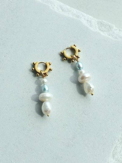 Buonanotte Pearl Earrings