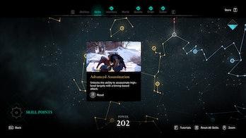 assassin's creed valhalla advanced assassination