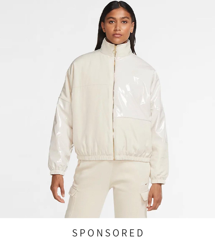 Sportswear Icon Clash Synthetic-Fill Jacket