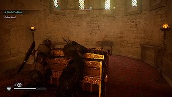 assassin's creed valhalla sarcophagous