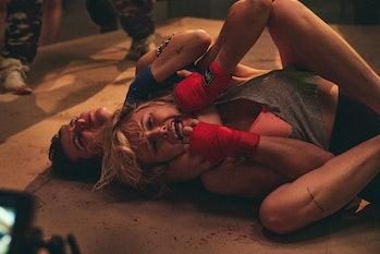 Malin Ackerman Bella Thorne Chick Fight