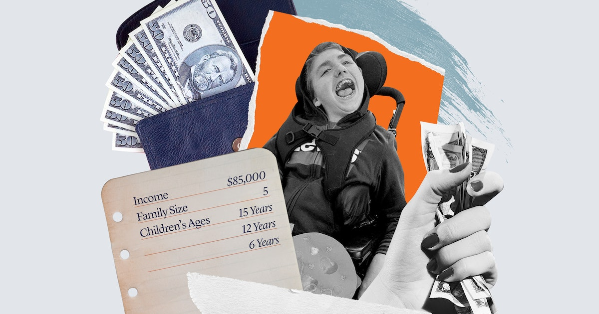 How Much Caring For A Child With Special Needs Costs A Family On $85,000 a Year