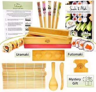 Grow Your Pantry Sushi and Maki Making Kit