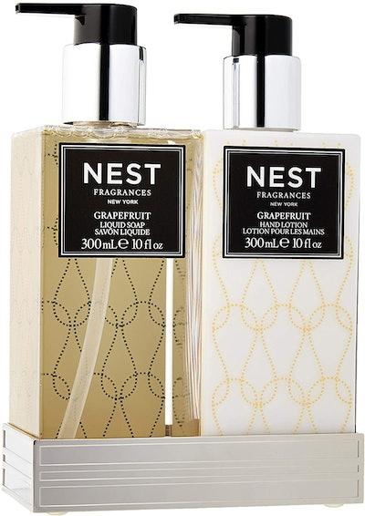 NEST Fragrances Grapefruit Liquid Soap & Hand Lotion Gift Set