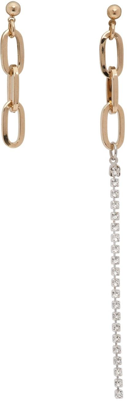 Gold Kirsten Earrings