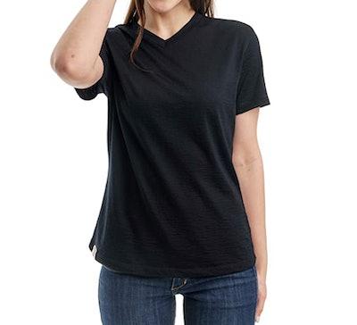 Merino.tech 100% NZ Organic Merino Wool T-Shirt