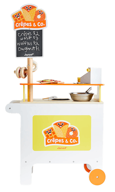 Janod Crepe Stand (3+)