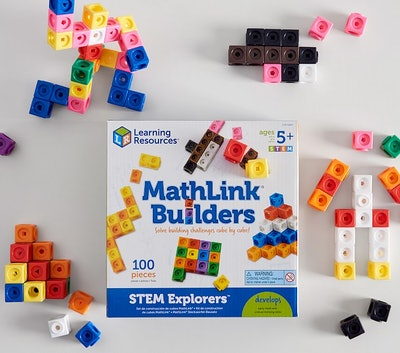 STEM Explorers Math Link Builders