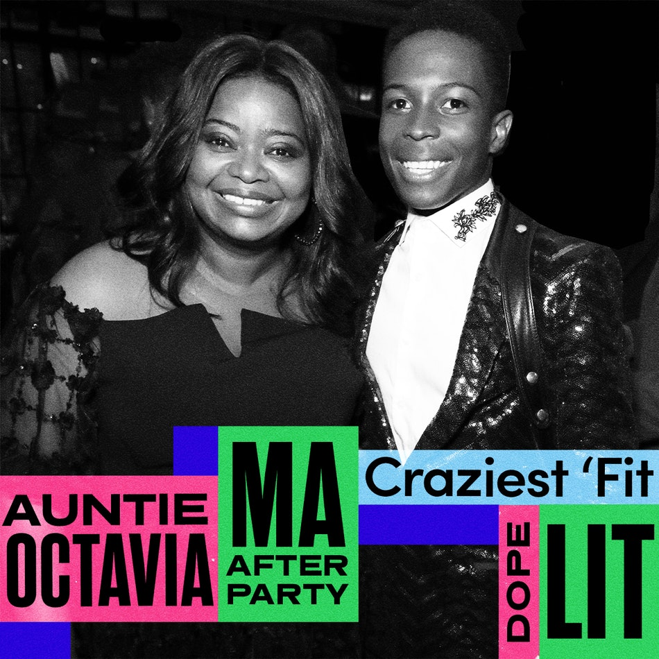 Dante Brown, Octavia Spencer