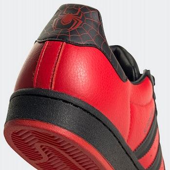 Adidas Spider-Man:Miles Morales Superstar